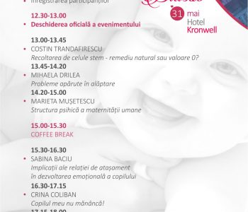 Permis de Parinte - Conferinta pentru mame - Brasov