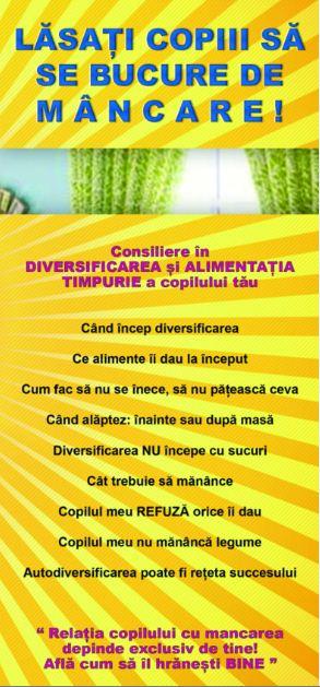 Permis de Parinte by Crina Coliban - Consiliere in diversificare si alimentatia timpurie a copilului